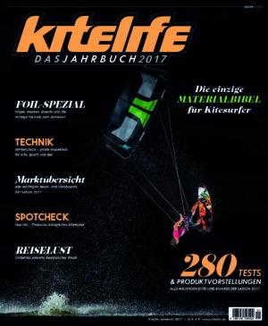 Kitelife Jahrbuch 2017