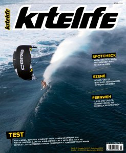 Kitelife-Magazin Cover