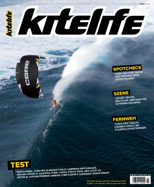 Kitelife-Magazin Cover