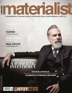 materialist Magazincover
