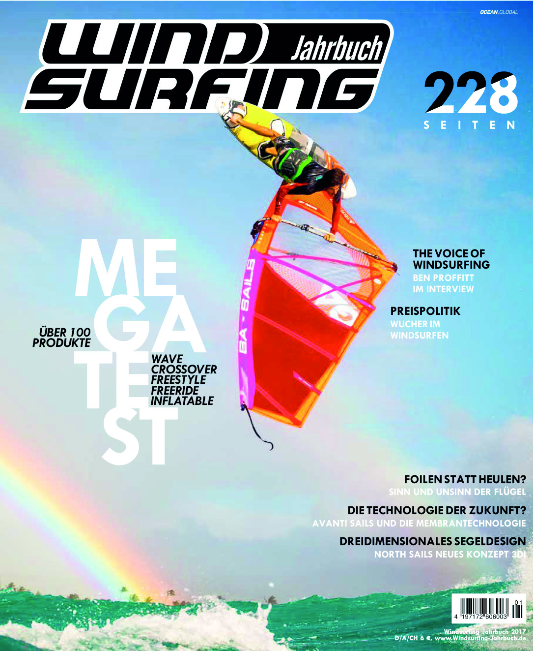 Windsurfing-Journal Jahrbuch 2017