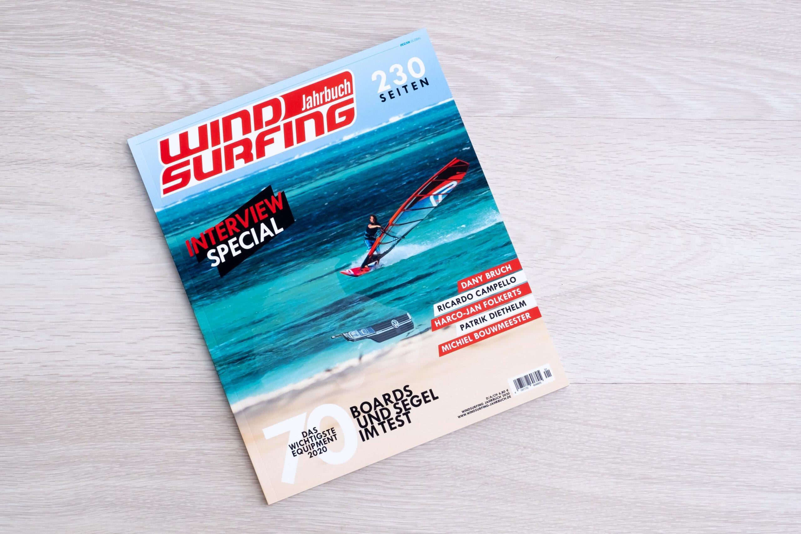 Windsurfing Jahrbuch