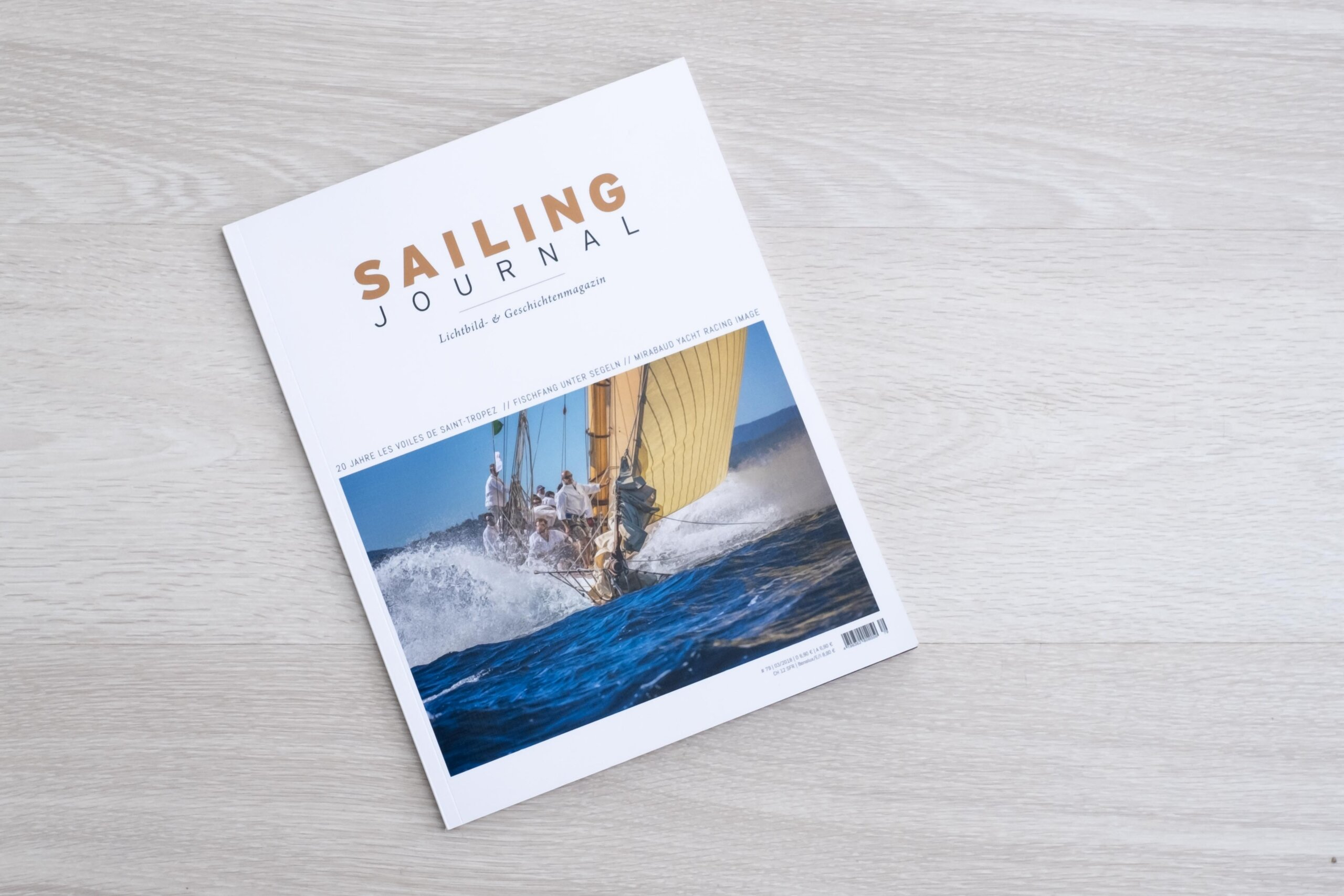 Sailing Journal